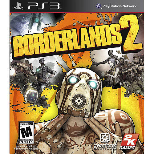 Borderlands 2 (PS3) - Pre-Owned