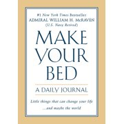 Make Your Bed: A Daily Journal (Other)