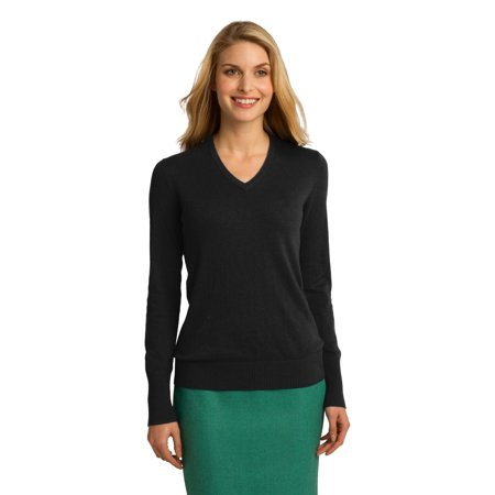 VNeck Sweater Deep V-neck Cable Sweater