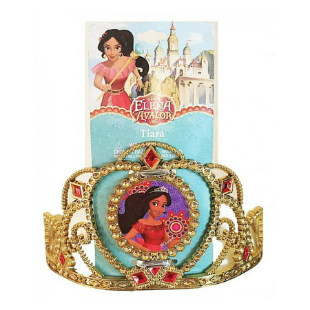 Disney Elena of Avalor Princess Party Tiara](Princess Aurora Tiara)