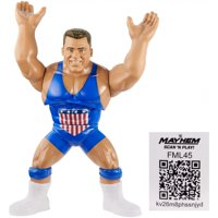 WWE Retro App Kurt Angle Action Figure