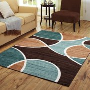 Better Homes And Gardens Geo Waves Area Rug Or Runner Image 1 Of 3