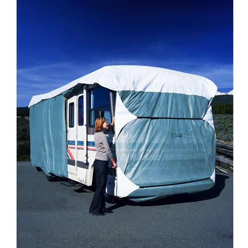Classic Accessories PolyPro III Deluxe Class A RV Cover