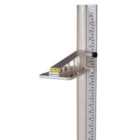 Health o Meter Wall Mounted Height Rod