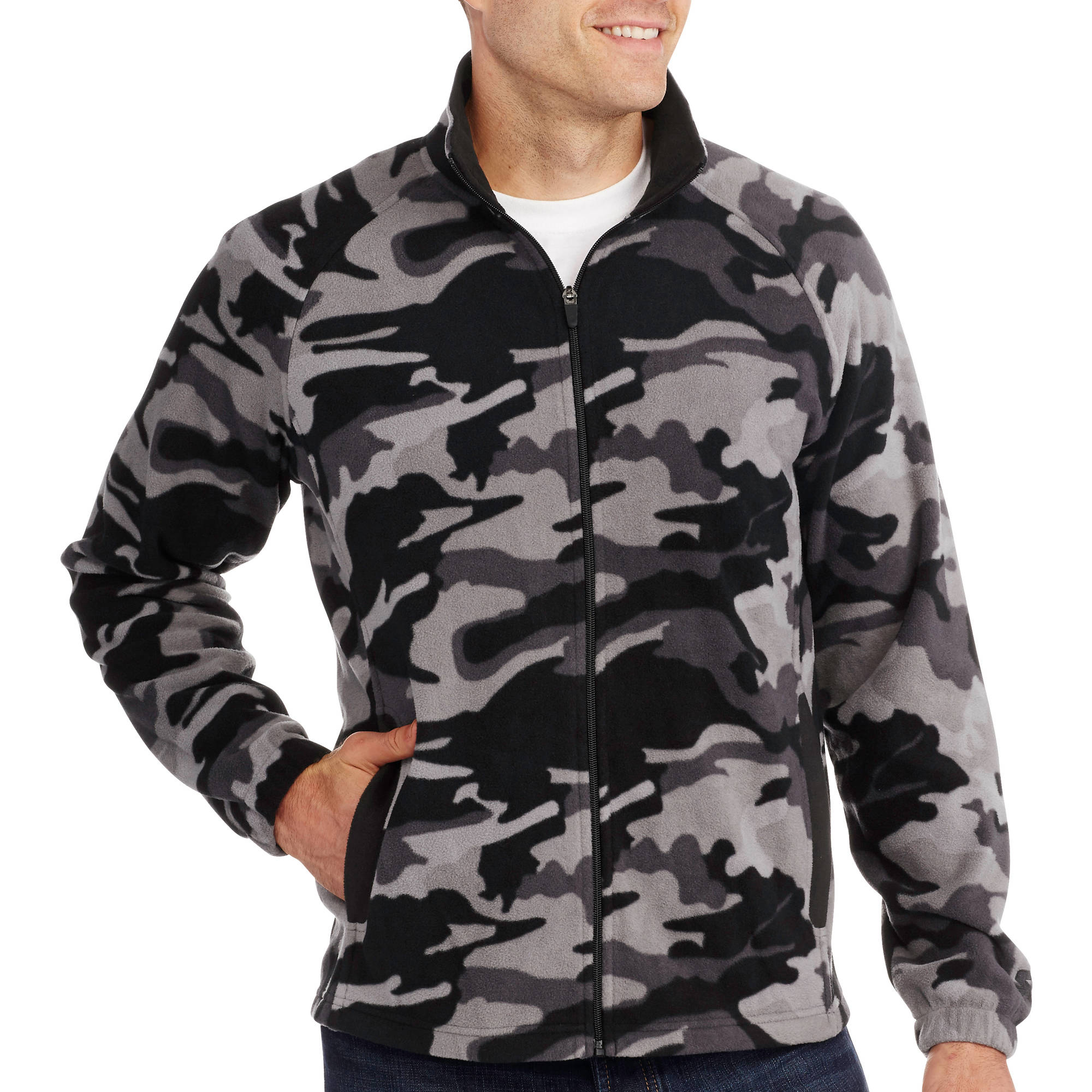 Starter Men's Full Zip Fleece