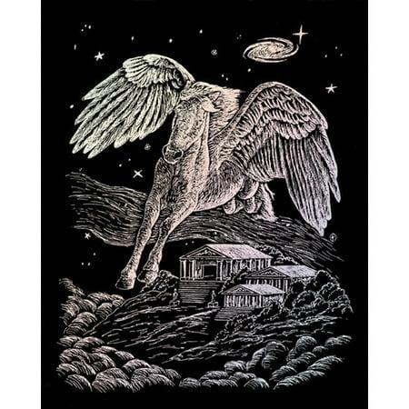 (Royal & Langnickel Holographic Pegasus Art Engraving)