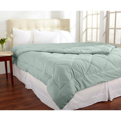Home Fashion Designs Santino Collection All-Season Luxury Down Alternative Comforter Full / Queen - Ivory