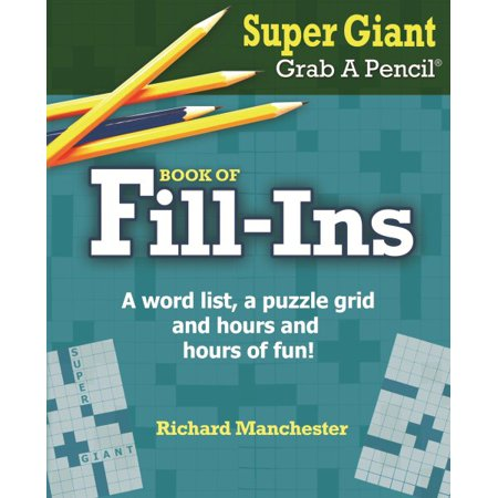 Super Giant Grab a Pencil Book of - Super Homework Pencil