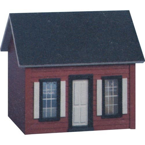 Real Good Toys Keeper's House Dollhouse Kit - 1\/2 Inch Scale