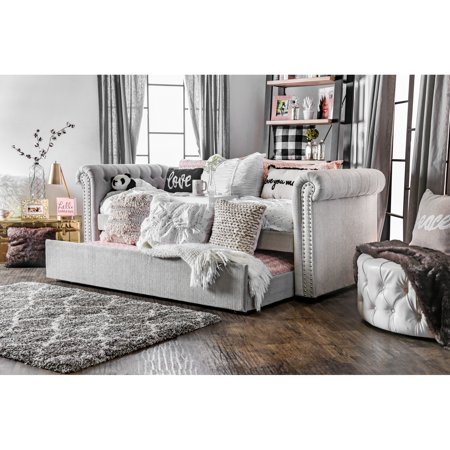 Furniture of America Belassio Full Daybed W/ Trundle, Multiple Colors ()