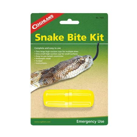 - Emergency Outdoor Survival Snake Bite Venom Kit