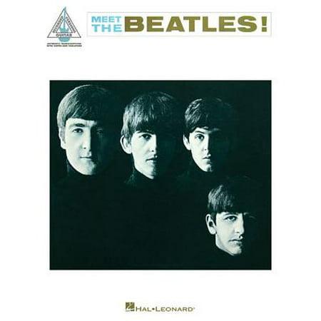 Meet the Beatles! (Meet The Beatles Vs With The Beatles)