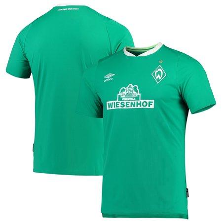 SV Werder Bremen Umbro 201920 Home Replica Jersey Green