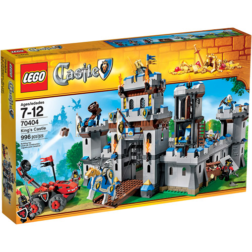LEGO Castle King's Castle Play Set