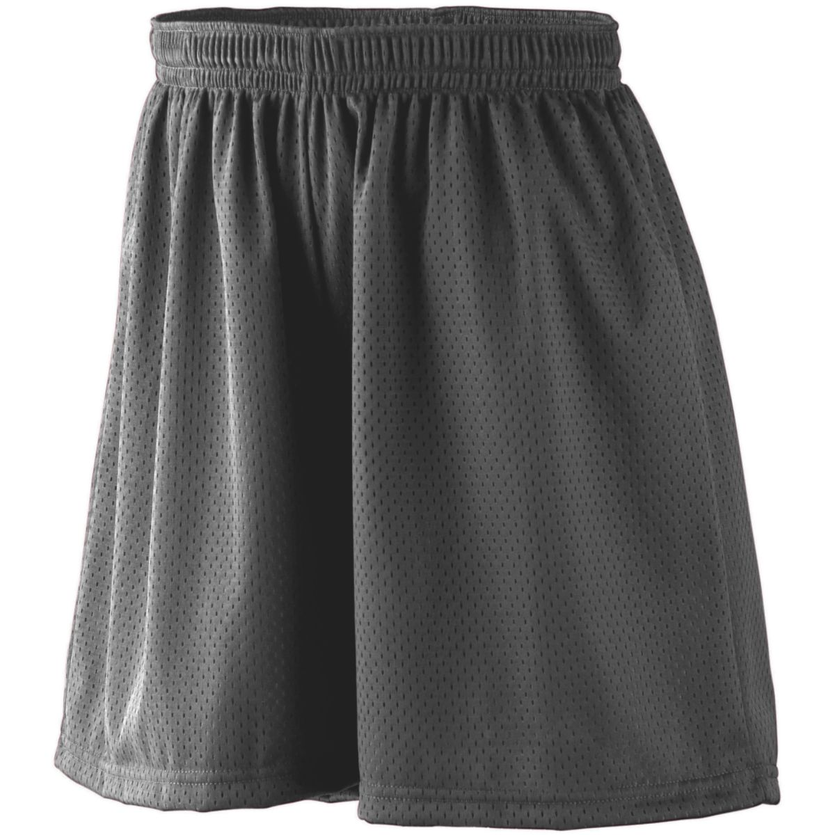 Girls Tricot Mesh Short/tricot Lined BLACK L