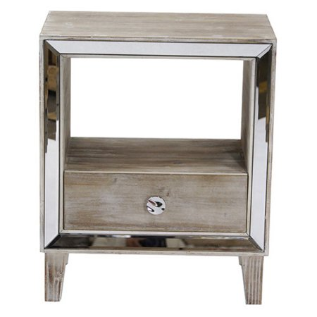 Heather Ann Creations Bon Marche 1 Drawer Accent (One Day Only At The Bon Marche)