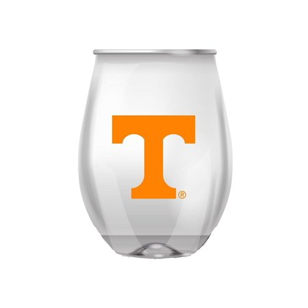 Tennessee Stemless Shatterproof Heavy Duty Wine or Beverage Glass