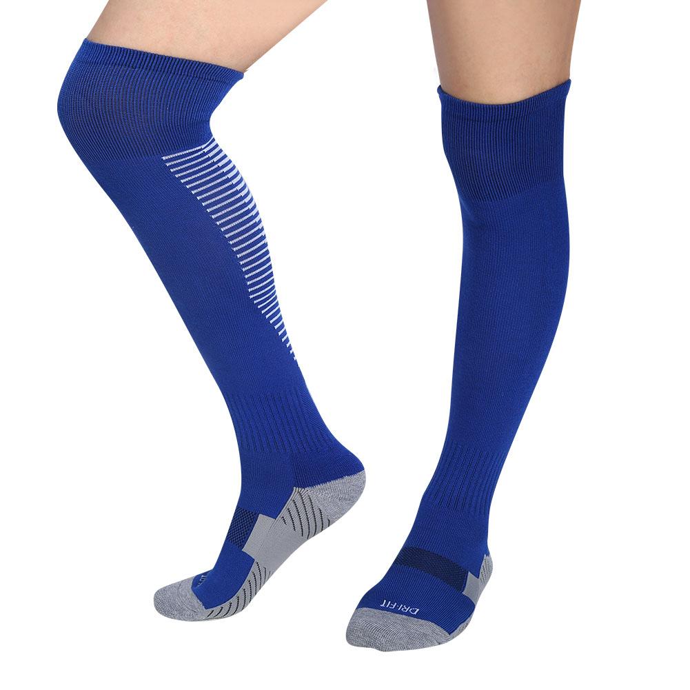 Soccer Socks Youth Men Knee High Tube Socks Adult Athletic Football Socks