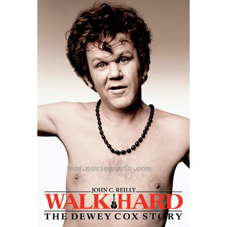 Walk Hard: The Dewey Cox Story POSTER Movie C (27x40)