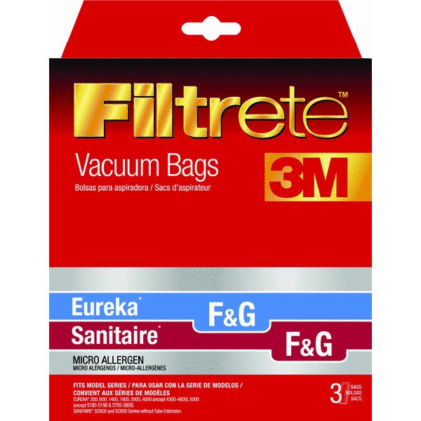 Eureka /Sanitaire F & G Micro Allergen Bag