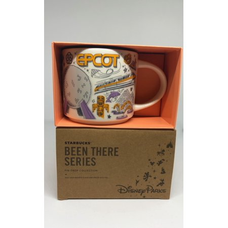Disney Parks Starbucks Been There Epcot Coffee Mug New with Box ()