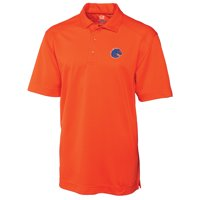 Boise State Broncos Cutter & Buck Big & Tall DryTec Genre Polo - Orange