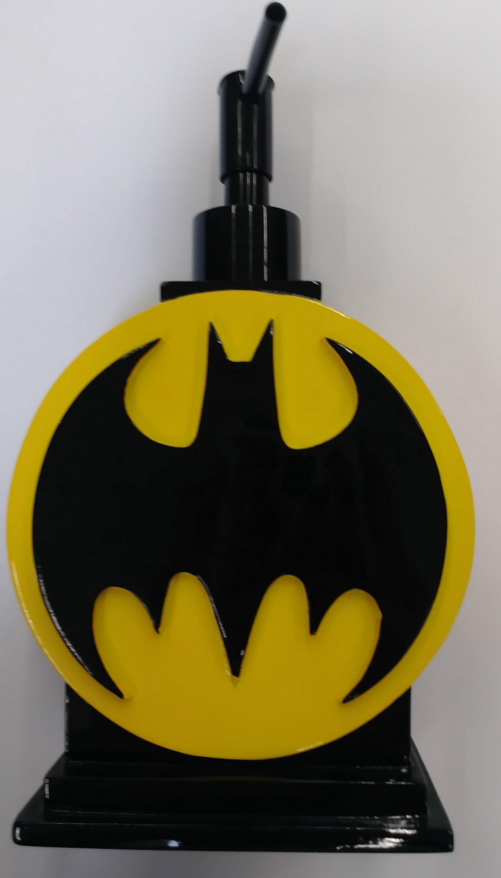 Bath Dc Comics Batman Bathroom Soap Lotin Pump Bathroom Decor Podh Com Br