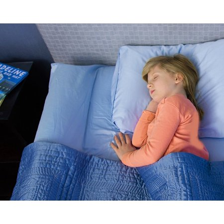 Bed Buddy Bed Rail Bumper Guard for Toddlers, Kids and Adults with Easy-Carry Travel Bag. Kids Stay Put Using this Safety-Certified Foam Bed Side Rail