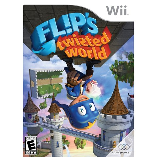 Flip's Twisted World (Wii)