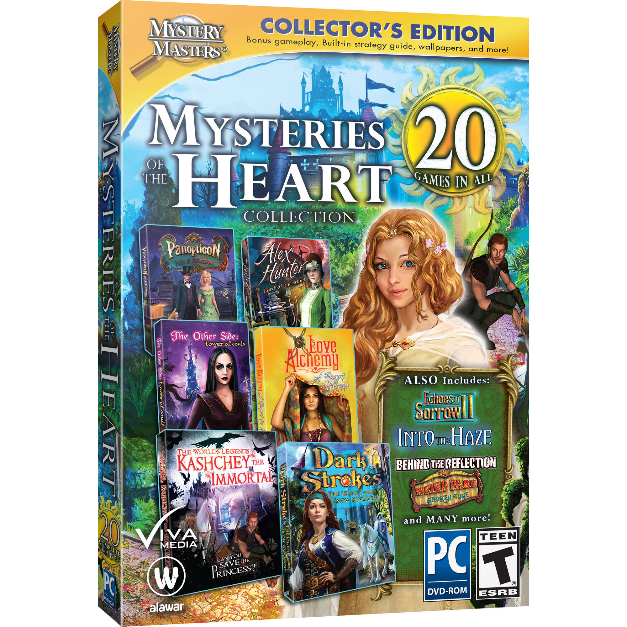 Mystery Masters Mystery of the Heart (PC)