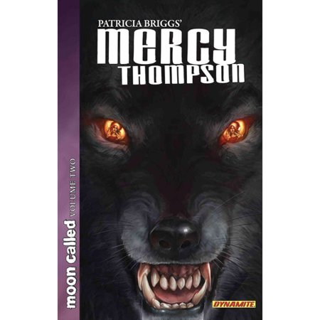 Patricia Briggs' Mercy Thompson 2: Moon Called by