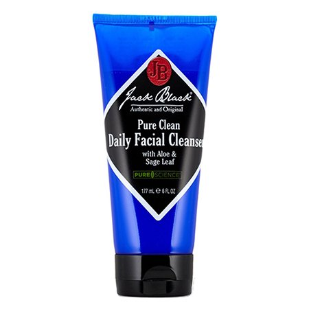 Jack Black Cosmetics - Jack Black Jack Black  Pure Clean Daily Facial Cleanser, 6 oz