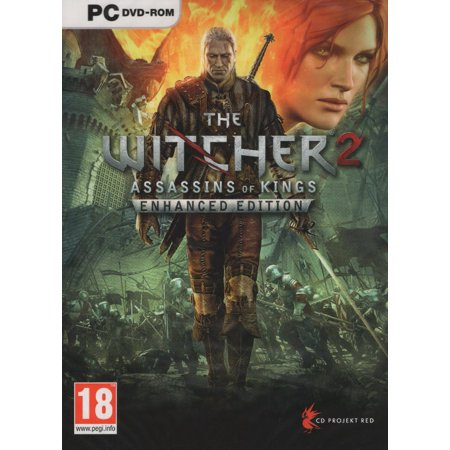 The Witcher 2: Assassins Of Kings Enhanced Edition (PC (Witcher 2 Best Ending)