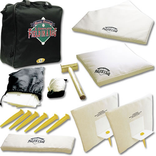 Baseball Field-In-A-Bag Set