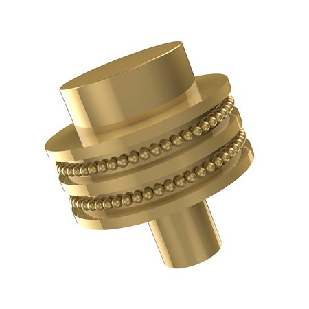 Allld|#Allied Brass 101D-PB 1-1/2 Inch Cabinet Knob, - image 1 of 1