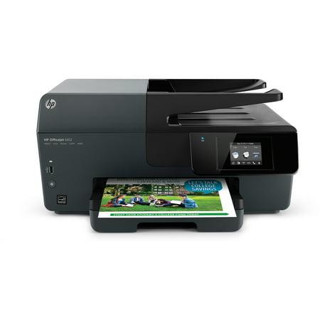 Hp Officejet 6812 E All In One Printer Copier Scanner