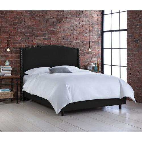 Willa Arlo Interiors Davet Upholstered Panel Bed