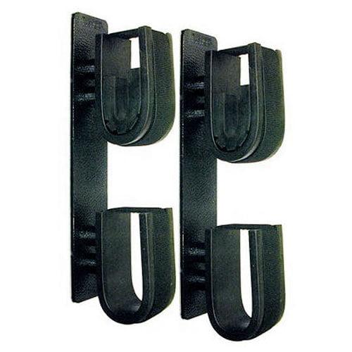 Rugged Gear Double-Hook Dual-Lock Gun Rack