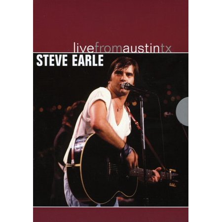 Steve Earle: Live from Austin, TX (DVD)