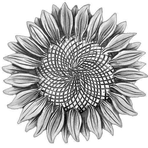 Sunflower Magnet
