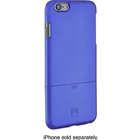 release date 41c50 b7716 Platinum - Protective Case and Holster for Apple iPhone 6 Plus iPhone 6s  Plus - Dark Blue
