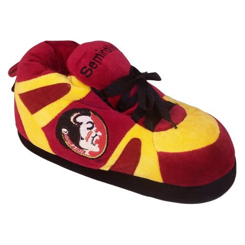 Comfy Feet NCAA Sneaker Boot Slippers Florida State by Happy Feet