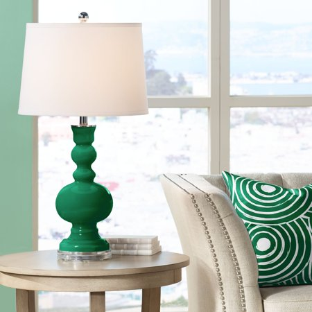Color + Plus Greens Apothecary Table Lamp (Apothecary Foyer Light)