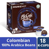 McCafe Colombian Coffee K-Cup Pods, Caffeinated, 18 ct - 6.2 oz Box