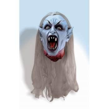 GOTHIC VAMPIRE HEAD PROP (Vampire Decorations)