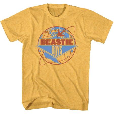 Beastie Boys Licensed To ILL World Tour Adult T-Shirt](Beastie Boys Sabotage Halloween)