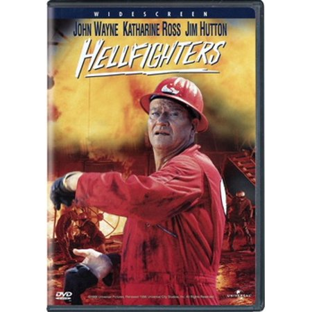 Wayne Brush (John Wayne, Hellfighters, (DVD) )