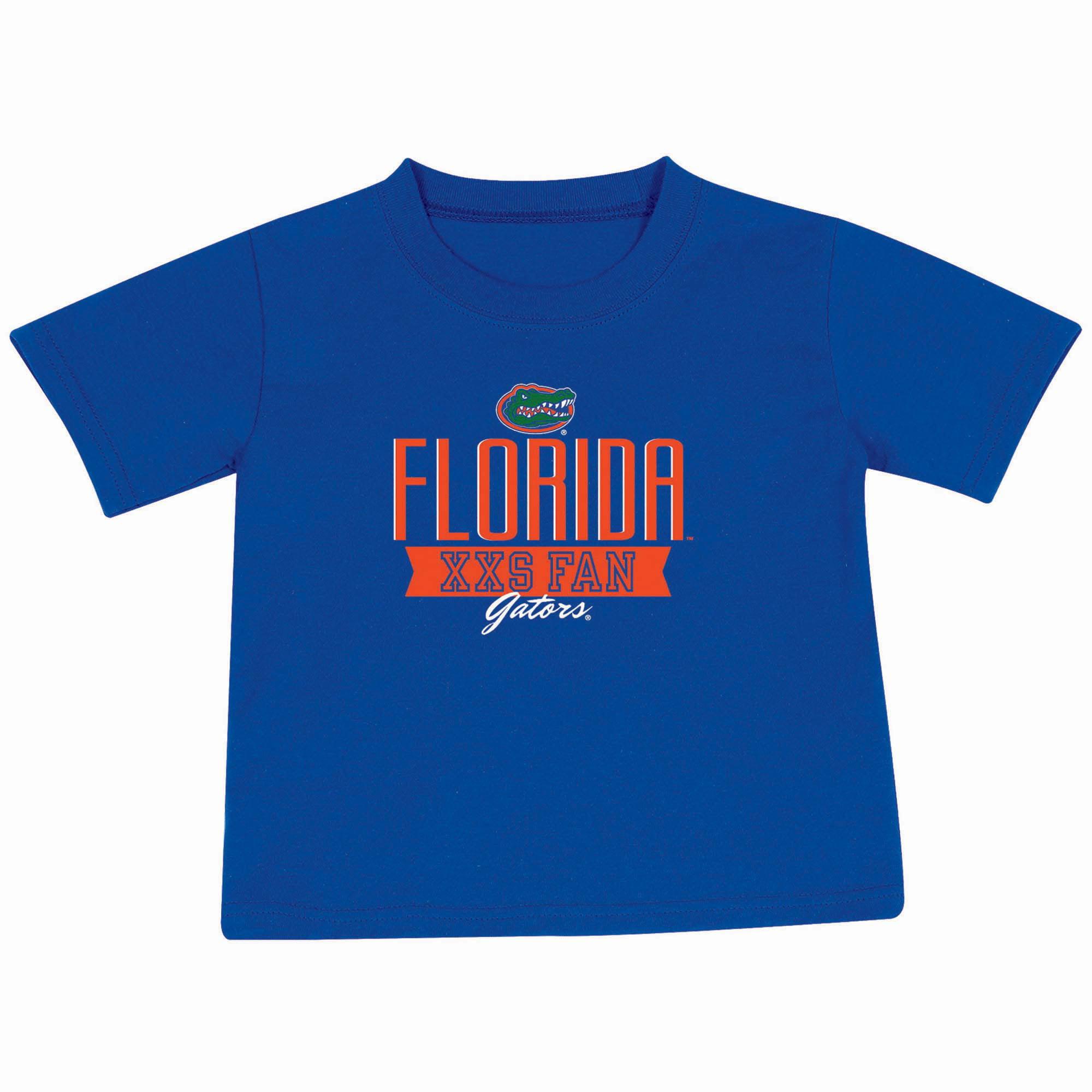 Toddler Russell Royal Florida Gators T-Shirt