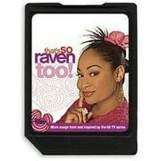 Disney Mix Clip That's so Raven too! Digital Music Card