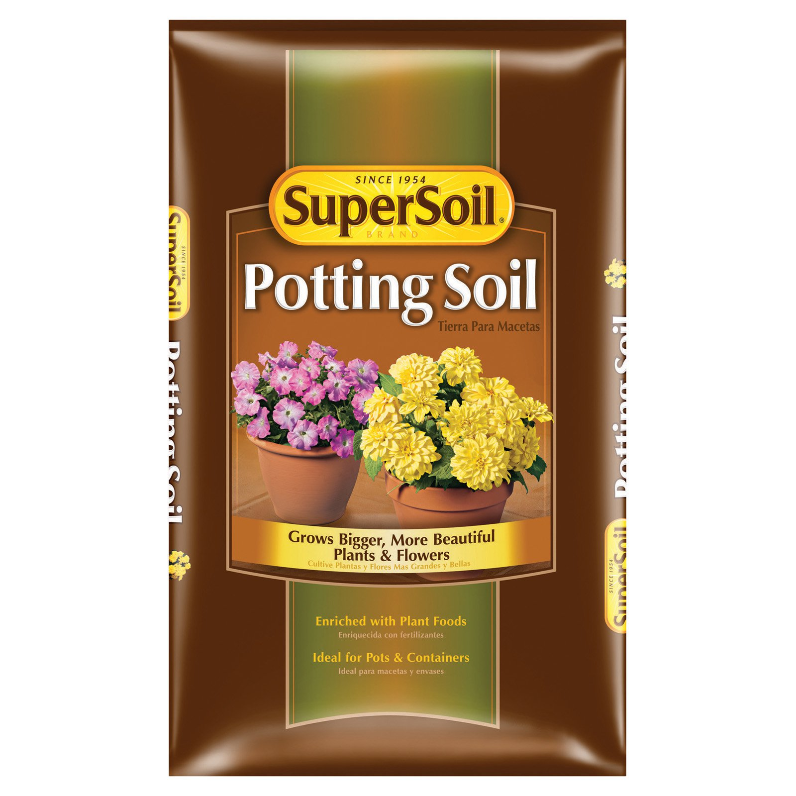 Miracle Gro 1 cu. ft. Supersoil Potting Soil